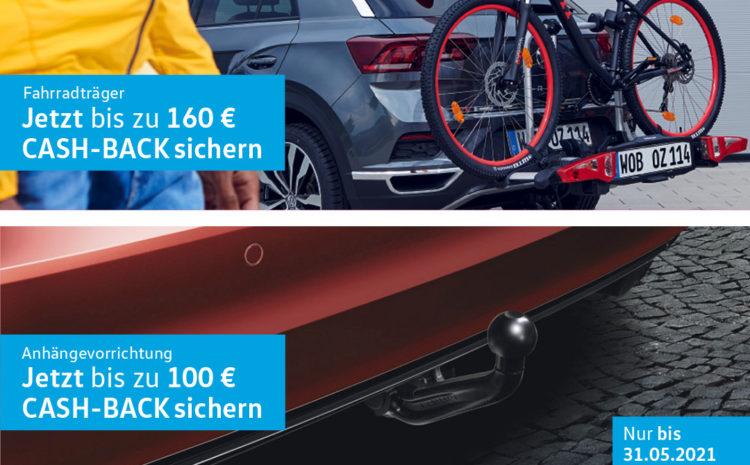 Jetzt bis zu 160 € Cash-Back sichern!